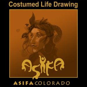 Costumed Life Drawing