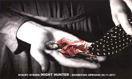 Night Hunter, a new Animated Film from Stacey Steers